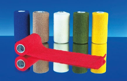 Coban 3M - selbsthaftende Bandagen - hautfarben -