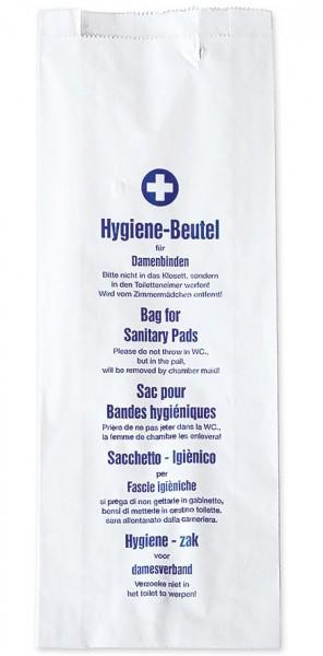 Hygienebeutel - Papier -