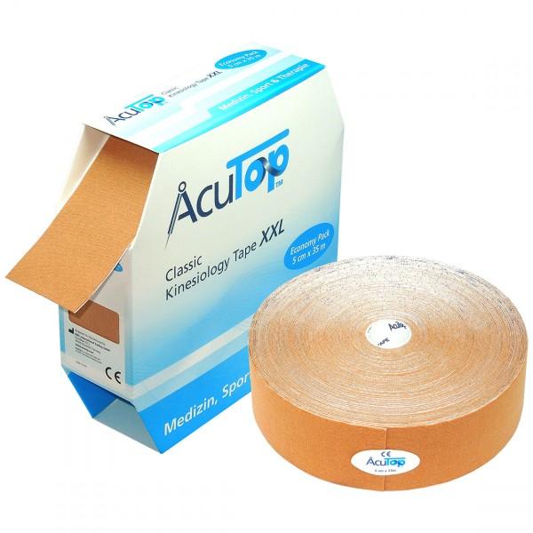 Kinesiology Tape AcuTop Classic XXL 35 m x 5 cm