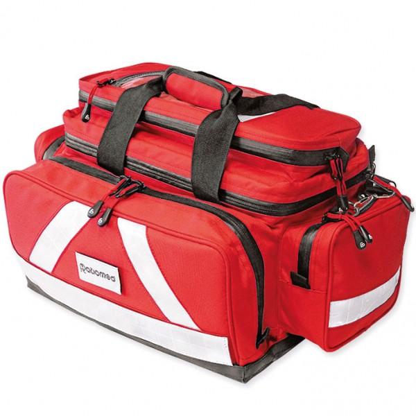 """Notfalltasche """"WasserStopp"""" ratiomed groß, rot, leer"""