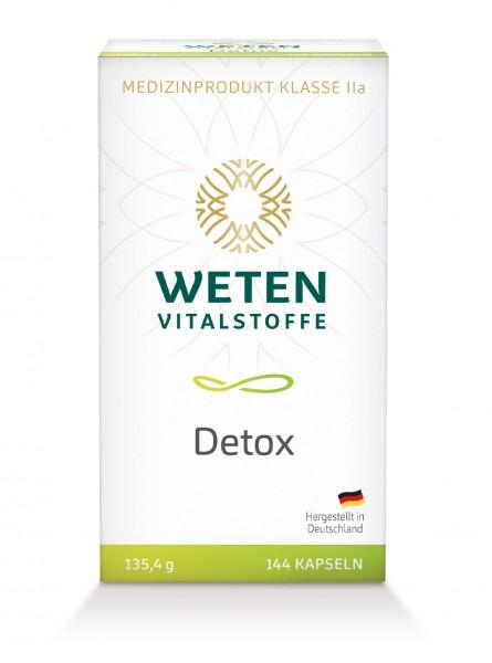 Weten Detox *144 Kapseln*