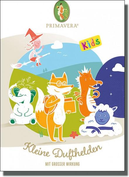 Kleine Dufthelden - Kinderdüfte - Infobroschüre
