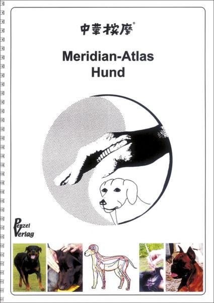 Meridian-Atlas Hund - APM nach Penzel - Spiralbindung