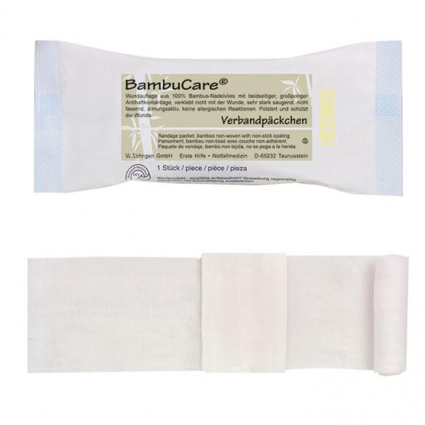 Bambucare - Verbandpäckchen VE 5