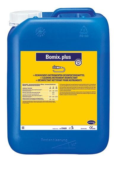 Bomix® plus Instrumenten-Desinfektionsmittel