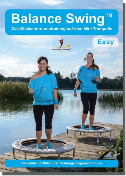 Balance Swing - Easy auf dem Mini-Trampolin - Video-DVD
