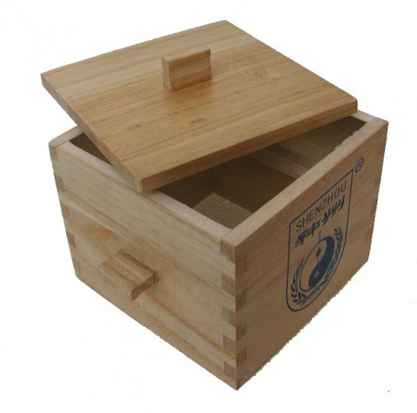 Moxa-Box - Holz -