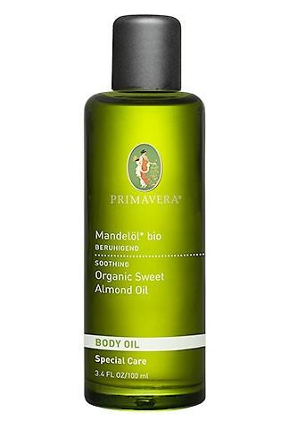 Pflanzenöl - Mandelöl* bio