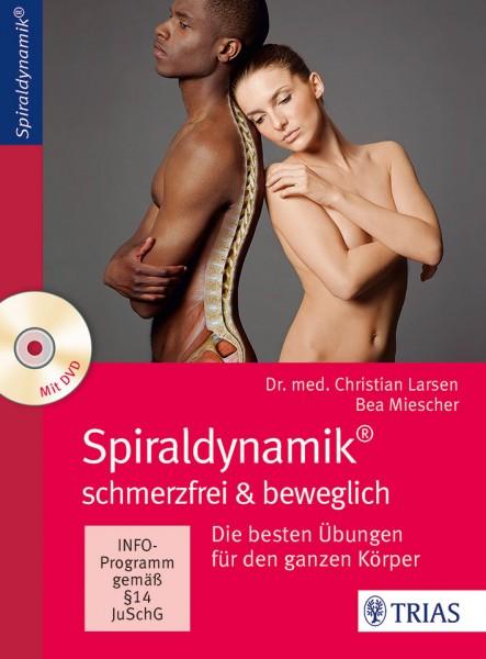 Spiraldynamik® - schmerzfrei und beweglich Buch + Video-DVD