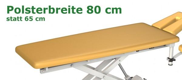 Liege Solid: Polsterbreite 80 cm