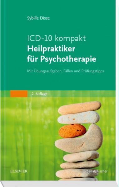 ICD-10 kompakt-Heilpraktiker für Psychotherapie