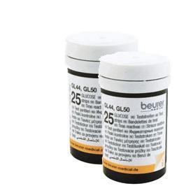 Blutzucker-Teststreifen für beurer GL 44 + GL 50