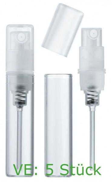 Mini-Zerstäuberflaschen 2 ml