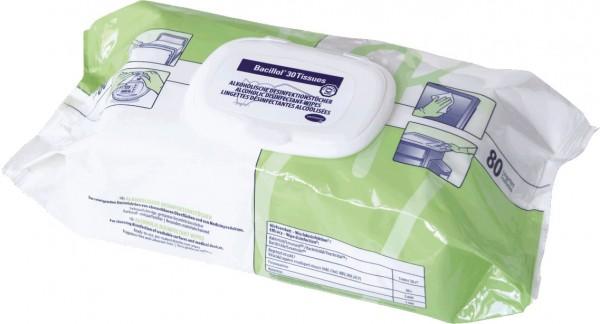 Bacillol 30 Tissues - 80 Tücher (Bode)