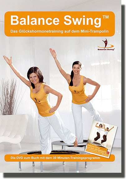 Balance Swing - auf dem Mini-Trampolin - Video-DVD