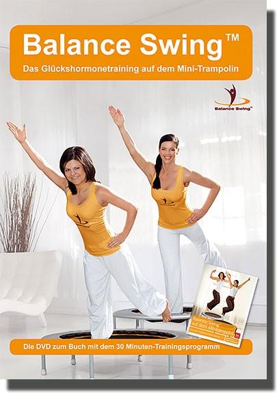 Balance Swing - auf dem Mini-Trampolin - Video-DVD