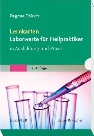 Lernkarten Laborwerte für Heilpraktiker