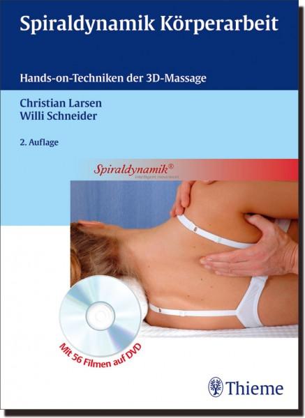 Spiraldynamik Körperarbeit - Buch + DVD