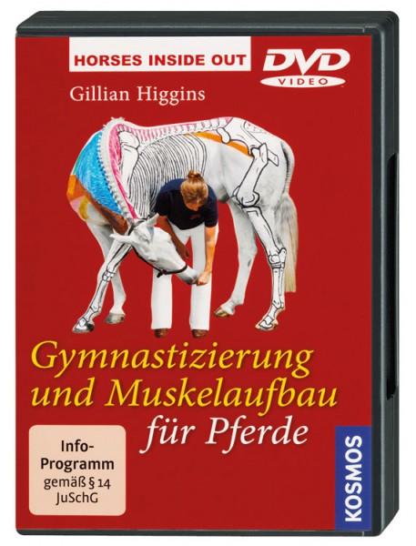 Gymnastizierung und Muskelaufbau für Pferde - Video-DVD
