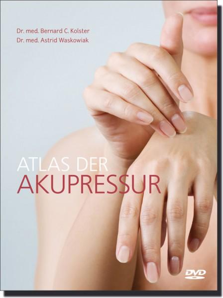 Atlas der Akupressur - Buch + DVD