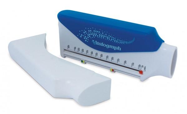 Peak-Flow-Meter Universal - mit Ampelschema